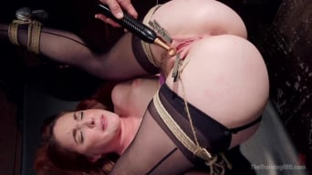 Amarna Miller in 'Spanish Slave Girl Begs for Discipline and Training'