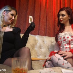 Amber Ivy in 'Kink' Damn Fine Pie! A Twin Peaks Parody Gangbang (Thumbnail 1)
