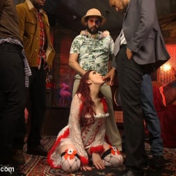 Amber Ivy in 'Kink' Damn Fine Pie! A Twin Peaks Parody Gangbang (Thumbnail 3)