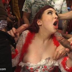 Amber Ivy in 'Kink' Damn Fine Pie! A Twin Peaks Parody Gangbang (Thumbnail 6)