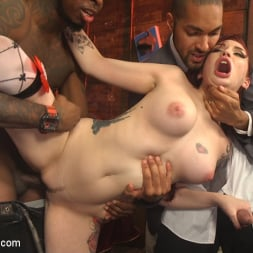 Amber Ivy in 'Kink' Damn Fine Pie! A Twin Peaks Parody Gangbang (Thumbnail 14)