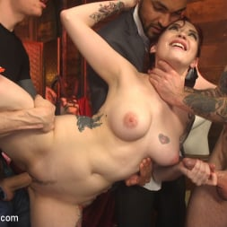 Amber Ivy in 'Kink' Damn Fine Pie! A Twin Peaks Parody Gangbang (Thumbnail 16)