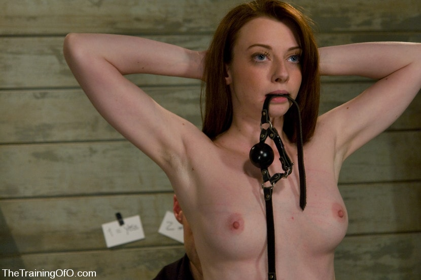 Kink 'The Training of Amber Keen Day One' starring Amber Keen (Photo 16)