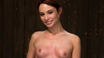 Amber Rayne in 'Breaking Amber Rayne Anal fisting, double penetrated, and suffers through brutal torment'