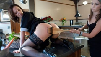 Amber Rayne in 'Hired for Pleasure'