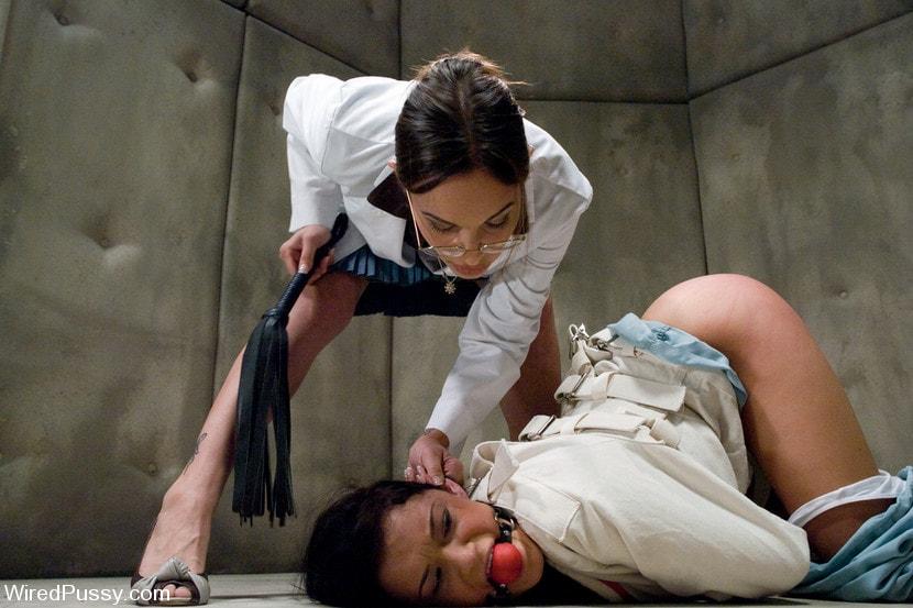 Kink 'Sunnydale Detention Facility' starring Amber Rayne (Photo 5)