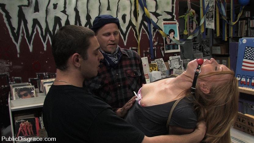 Kink 'Skater Slut' starring Ami Emerson (Photo 1)