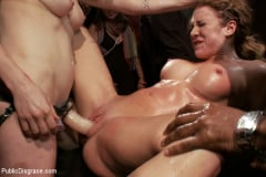 Amy Brooke - Ass Queen Amy Brooke Gets Fisted and DP'ed (Thumb 08)