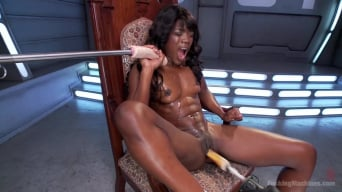 Ana Foxxx in 'Ebony Barbie Squirts On Massive Cocks And Begs For More!!'