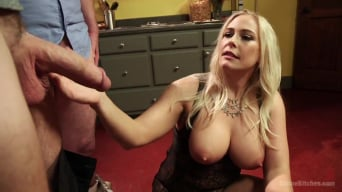 Angel Allwood in 'Cuckold my husband with his adopted son!'