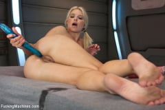 Anikka Albrite - Super Blond: Annika Albright and her AWESOME Body Fuck Machines (Thumb 13)