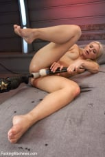 Anikka Albrite - Super Blond: Annika Albright and her AWESOME Body Fuck Machines (Thumb 17)