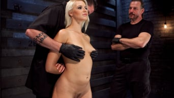 Anikka Albrite in 'Training Anikka Albrite - Day 1'