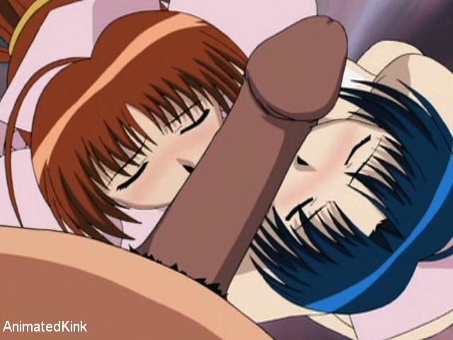 Kink 'Naughty Young Nurses: Volume II' starring Anime (Photo 3)