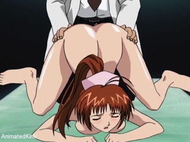 Kink 'Naughty Young Nurses: Volume II' starring Anime (Photo 7)