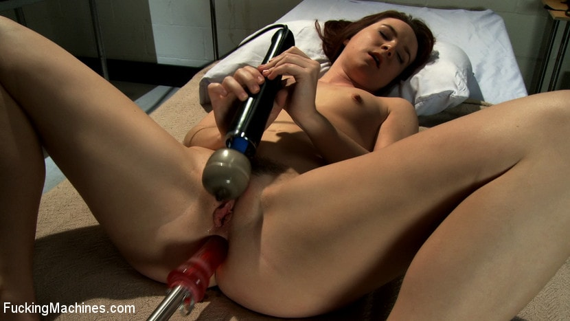 Kink 'The Princess and The Machines The Girl Next Door Never Thought Her Pussy Could Stretch So Much' starring AnnaBelle Lee (Photo 11)
