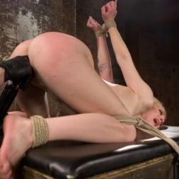 Anna Tyler に 'Kink' 残忍なボンデージでブロンドの痛みと苦痛を受ける (サムネイル 3)