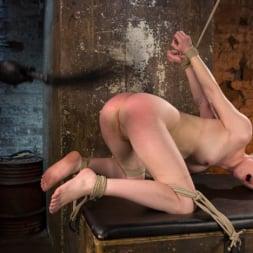Anna Tyler に 'Kink' 残忍なボンデージでブロンドの痛みと苦痛を受ける (サムネイル 4)