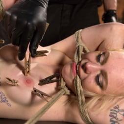 Anna Tyler に 'Kink' 残忍なボンデージでブロンドの痛みと苦痛を受ける (サムネイル 10)
