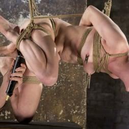 Anna Tyler に 'Kink' サスペンション・スラットアンナ・タイラー、オーガズムを撃つのに屈する (サムネイル 24)
