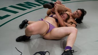 Annie Cruz in 'Bella Rossi The Annihilator(1-0) vs Annie The Scorpion Cruz (1-0)'