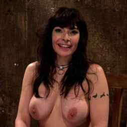 Annika in 'Kink' Actual member of the site applies to model and is accepted. This big titted MILF is bound and abused. (Thumbnail 1)