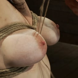 Annika in 'Kink' Actual member of the site applies to model and is accepted. This big titted MILF is bound and abused. (Thumbnail 11)