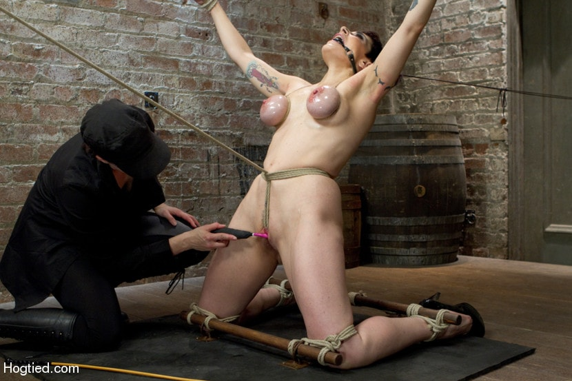 Kink 'Returns to HogTied' starring Annika (Photo 15)