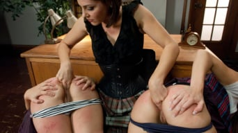 Kiera King in 'Over the Knee and Sodomized'