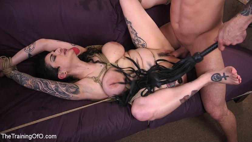 Kink 'Domestic Training: Arabelle Raphael' starring Arabelle Raphael (Photo 12)