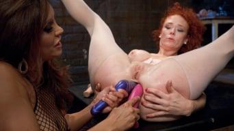 Ariel X in 'Anal Overload: Audrey Hollander'