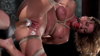 Ariel X in '- Extreme Bondage, Brutal Torment, and Squirting Orgasms!!!'