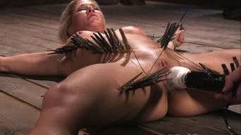 Ariel X in 'is Tormented in Brutal Bondage and Double Penetrated'