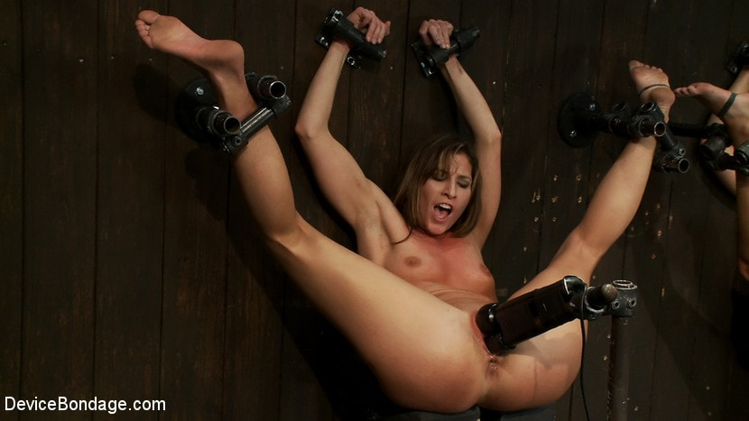 Kink 'Ass fucked by machine, Ass fucked by mallet' starring Ariel X (Photo 1)