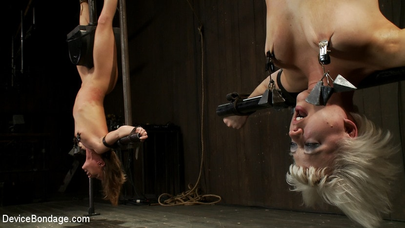 Kink 'Double Inverted Sybian Suspension' starring Ariel X (Photo 17)