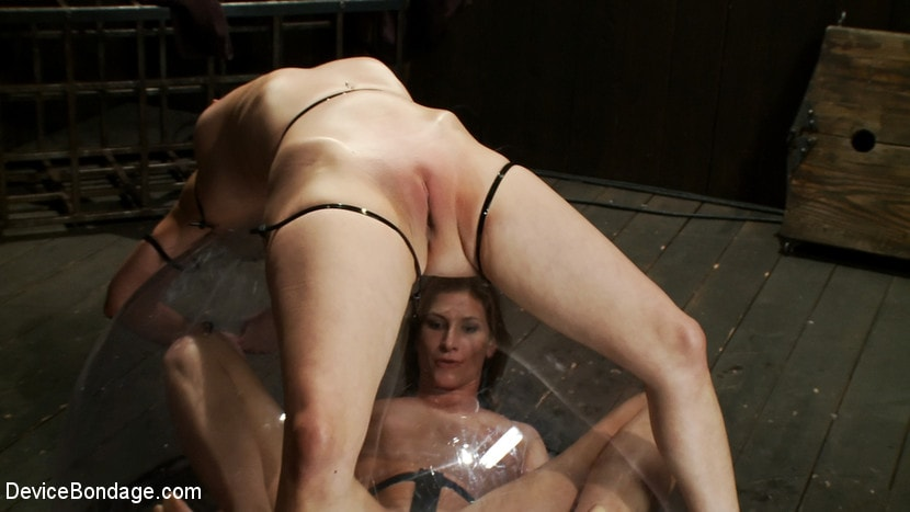 Kink 'Electrified Ariel X, Tied down Cherry Torn: The Dome' starring Ariel X (Photo 6)