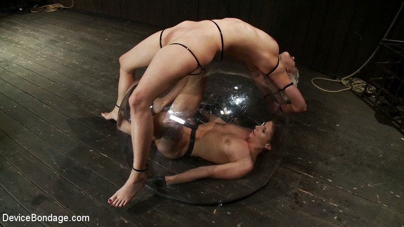 Kink 'Electrified Ariel X, Tied down Cherry Torn: The Dome' starring Ariel X (Photo 16)