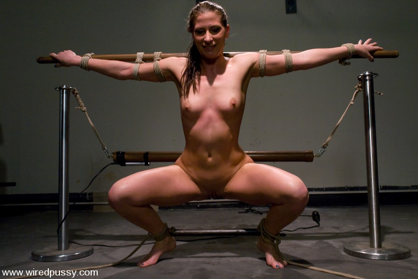 Kink 'Exercise Torture' starring Ariel X (Photo 8)