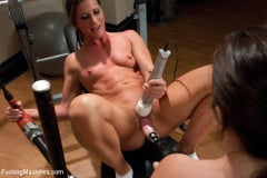 Ariel X - Fitness Sex: Make Her Sweat, Make Her Cum with Machines (Thumb 14)