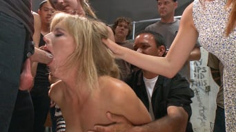 Ariel X in 'Folsom Street Spectacle! The ultimate humiliation of Mona Wales'