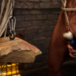 Ariel X in 'Kink' Lesbian 5 Slave Training Intake Featured Trainer Claire Adams (Thumbnail 7)