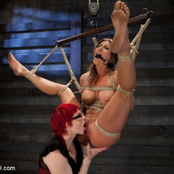 Ariel X in 'Kink' Lesbian 5 Slave Training Intake Featured Trainer Claire Adams (Thumbnail 11)