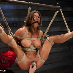 Ariel X in 'Kink' Lesbian 5 Slave Training Intake Featured Trainer Claire Adams (Thumbnail 14)