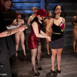 Ariel X in 'Kink' Lesbian 5 Slave Training Intake Featured Trainer Claire Adams (Thumbnail 20)