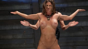 Ariel X in 'Lesbian Slave Training Ariel X Featured Trainer Bobbi Starr'