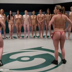 Ariel X in 'Kink' ROYAL MADNESS 12 girls, 2 teams, 1 score, one massive orgy. (Thumbnail 2)