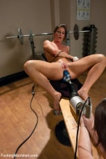 Ariel X - Raw. Sexual. Endurance. Ariel X's NAKED WORKOUT (Thumb 06)