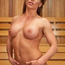 Ariel X in 'Kink' Sauna Perverts Tough fuck assholes in a sweaty ass sauna (Thumbnail 9)