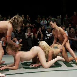 Ariel X in 'Kink' The Dragons vs The Goddesses Round 4 of the Semi-Finals Match up. (Thumbnail 16)