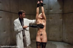 Ash Hollywood - Sadistic Therapy: Delusional Patient gets Harsh Sexual Treatment (Thumb 03)